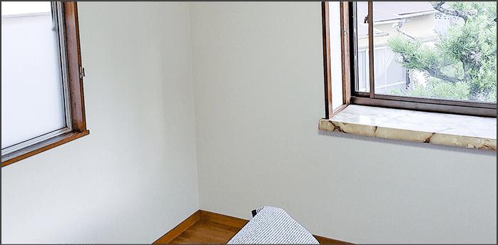 リフォーム-壁紙、クロス